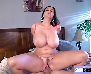 (ava addams) wicked sexually excited doxy white wife love intercorse on webcam clip-05