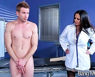 Sex adventures betwixt doctor and lustful patient (ava addams) vid-08