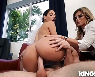 Cory pursue, abella danger in mind fuck dicknosis
