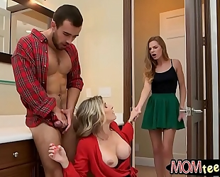 Cory pursue and sydney cole 3some sex