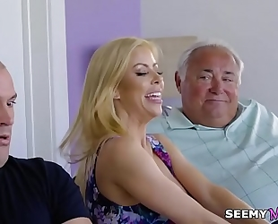 Alexis fawx - i took my father's pills so i need my mom's aid!