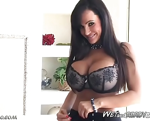 Milf lisa ann masturbate and hardcore fuck with large weenie - 666slut.xyz