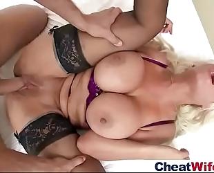 Lovely amateur wife (bridgette b) in cheating hardcore sex tape video-04