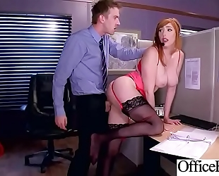 Sex adventures with large whoppers office lascivious floozy slutwife (lauren phillips) mov-13