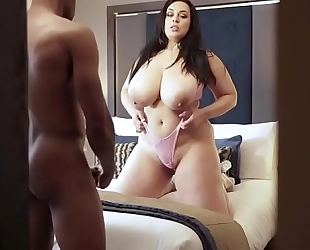 Tasty sex with a bbw white wife