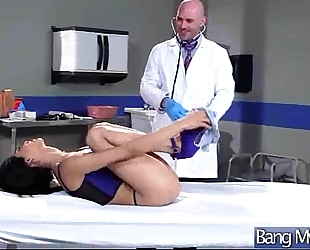 (veronica rodriguez) excited patient acquire sex treat from doctor clip-28