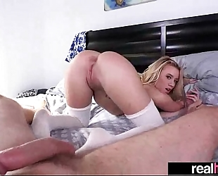 Teen girlfriend (bailey brooke) group sex hard style on camera mov-08