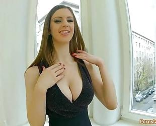 Lots of tit pounding, pleasant impure talk, finished with a gigantic boob cumblast