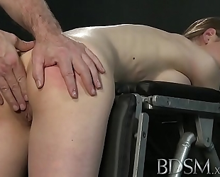 Youporn - sadomasochism xxx youthful large breasted sub acquires hard anal from her slavemaster