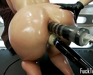Pussy licking lesbos fist and toy vagina