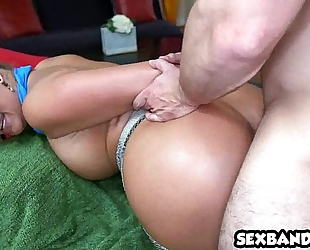 Phoenix marie is hungry for ramrod in her large arse 07