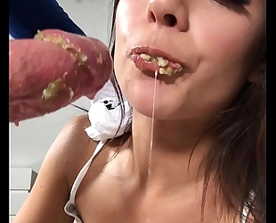 Jynx maze - puke irrumation part 1