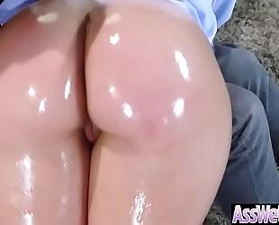 Wet oiled BBC slut (remy lacroix) receive anal hardcore sex vid-27