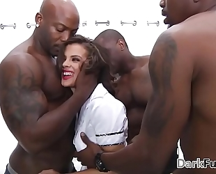 Brutal monster rod anal bang - keisha grey