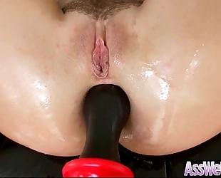 (keisha grey) nasty slutwife with large arse receive her wazoo gap nailed video-14