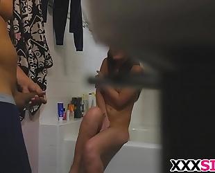 Big cock for lascivious stepsis gia paige