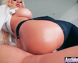 Round large gazoo cheating wife (luna star) have a fun unfathomable hardcore anal intercorse mov-19