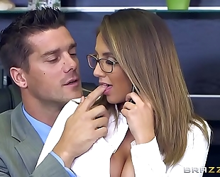 Brazzers.com - (layla london) - large love muffins at work