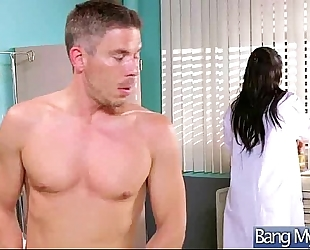 Hardcore sex adventures with doctor and slutty patient (romi rain) video-25