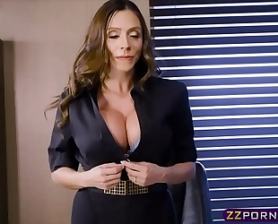 Busty and hot company seo engulf and fuck with a recent man
