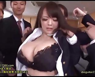Hitomi tanaka bouncing milk shakes compilation