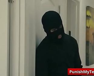 Submissived xxx bandits of thraldom with sophia leone video-01
