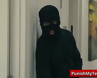 Submissive - bandits of slavery with sophia leone tube video-01