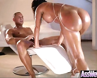 Hardcore anal sex with beauty curvy large arse amateur wife (franceska jaimes) video-11