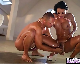 Anal sex with giant booty oiled up cheating wife (franceska jaimes) video-13