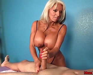 Experienced cheating wife slavemaster cook jerking