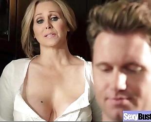 (julia ann) breasty sexy older black cock sluts acquire sluty in hard sex scene mov-14