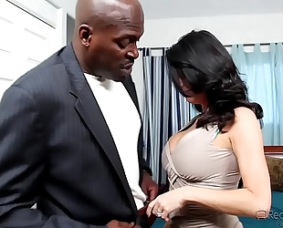 Veronica avluv pervert white bitch can't live without large