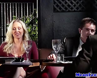 Classy older lesbosex with julia ann and pal