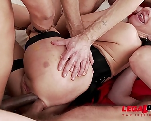 Veronica avluv takes a coarse fucking with dap, tp & fisting
