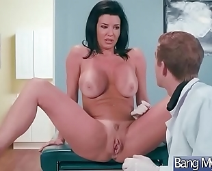 Sex adventures betwixt doctor and sexy patient (veronica avluv) mov-29