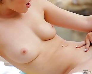 Outdoor lesbo rug munch