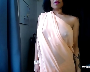 Live indian porn show by lascivious lily