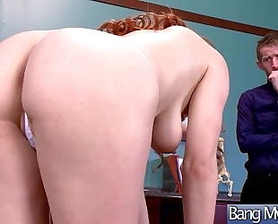 Sex adventures betwixt doctor and excited patient (penny pax) vid-21
