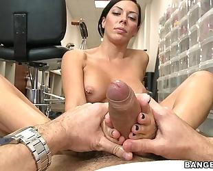 Rachel starr and her gorgeous little feet will turn u on! (fj9230)