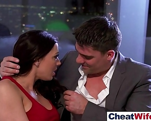 Cheating hardcore sex tape with wild excited wicked horny white wife (rachel starr) mov-22