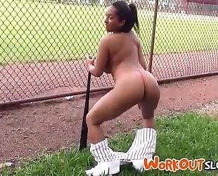 Busty baseball honey - priya price - therealworkout