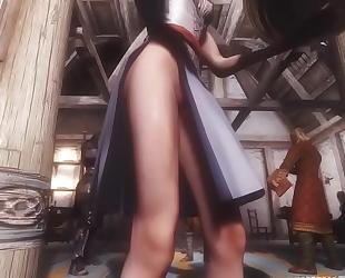Skyrim [smv] filthy diana