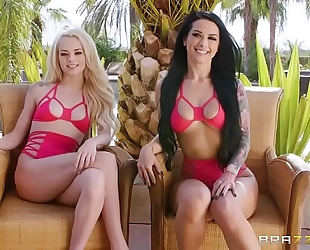 Brazzers members only: (elsa jean) & (katrina jade). join to watch greater quantity