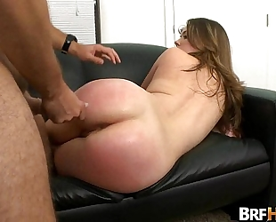 Pawg cute white hotwife melissa moore with a large a-hole 1.6
