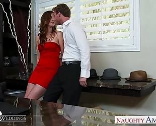Sexy jillian janson receives screwed at a wedding