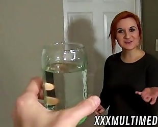 Mommy receives transformed to a sex addicted wench and copulates step son pov