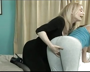 Ariel x drilled by her mommy nina hartley