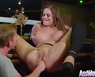 (cathy heaven) superb wife with large juicy booty have a fun anal sex clip-14