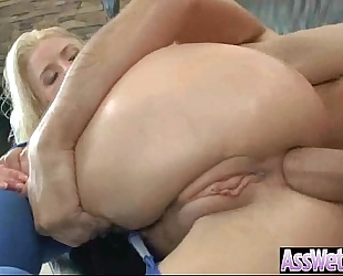 Big gazoo housewife (anikka albrite) acquire analy team-fucked in hard style action clip-05