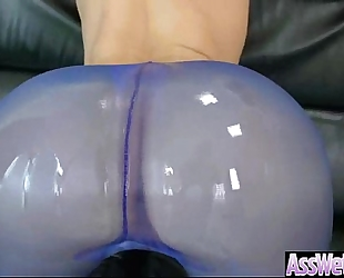 (anikka albrite) large oiled soaked a-hole Married slut nailed unfathomable in her a-hole mov-05